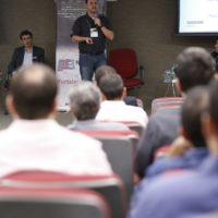 Painel foi moderado por Milton Bredemann, presidente da Ceará Filmes e diretor da WM Produções