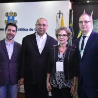 Carlos Cauvilla, Liliana Nakonechnyj, Eduardo Rodrigues da Silva e Fábio Gomes - SET Centro Oeste 2018