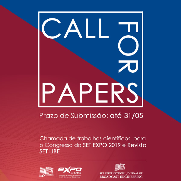 SET EXPO 2019: Call for papers is now open - SET PORTAL