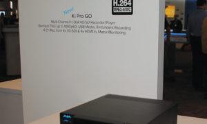 nab 2019 – A AJA lançou o seu novo KI Pro Go, um multi-channel H HD7SD que permite gravar e produzir conteúdos