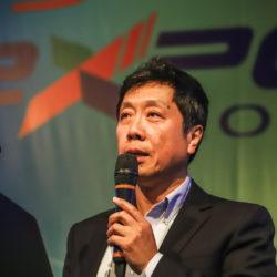 Jian Song – Diretor do Centro de Pesquisa e Desenvolvimento de Tecnologia de DTV – China